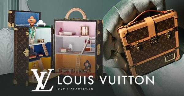 Louis Vuitton và những chiếc rương xa xỉ: Mỗi thiết kế chính là một kiệt tác của nhân loại