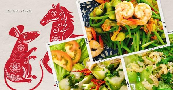 2 con giáp Tý - Ngọ trong tháng 5 Âm lịch muốn thuận lợi cả tình lẫn tiền thì nhớ thường xuyên ăn những món này