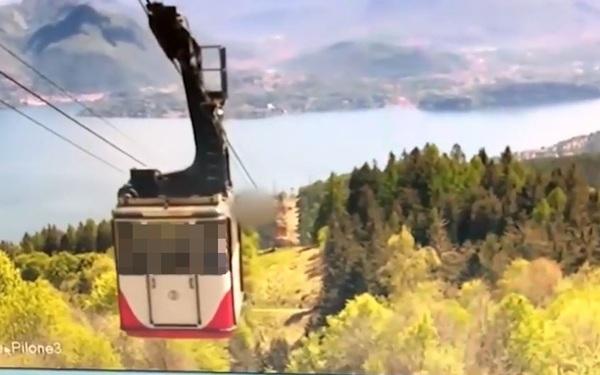 Video: Kinh hoàng khoảnh khắc cáp treo đột ngột đứt dây rơi tự do từ độ cao 500 mét khiến 14 người tử vong thương tâm
