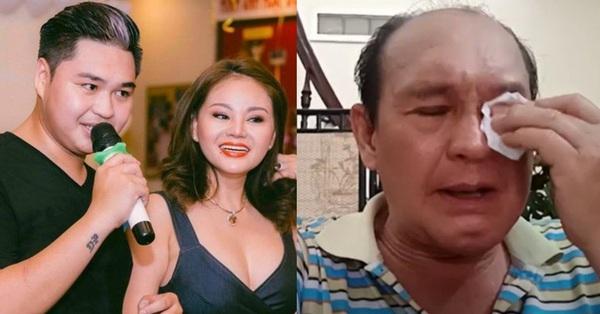 Con trai Lê Giang bị đào lại vụ xin lỗi Duy Phương vì lời tố bỏ rơi, khiến bố sống khổ cực phải xin tiền