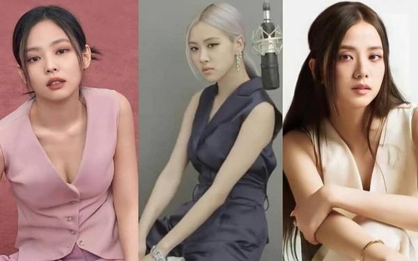 """So kè hội BLACKPINK khi makeup, ăn vận giống nhau: Jisoo nổi bật hơn hay sẽ bị """"dìm"""" chìm nghỉm"""