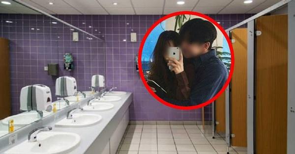 Vô tình vào nhà vệ sinh cùng tình cũ của chồng sắp cưới, cô gái chết điếng trước tiếng cười ha hả và câu nói mở ra bí mật!