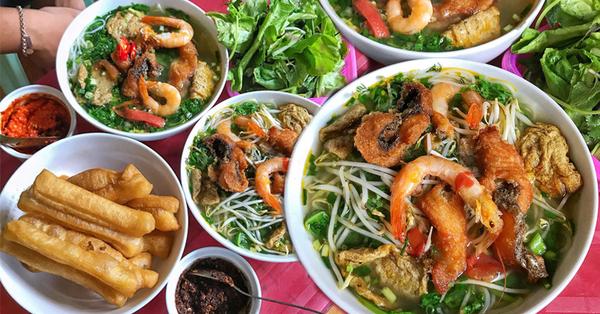 Ngày nóng nằm nhà lựa 5 quán bún phở chất lượng tại Hà Nội, có món nghe là muốn gọi ship liền