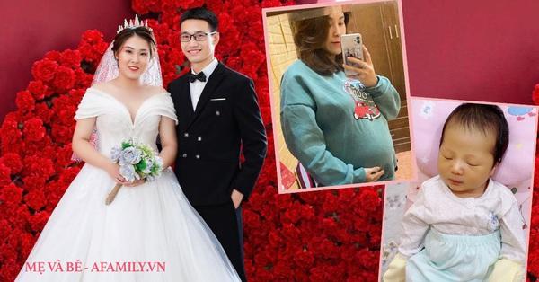 Mới cưới 17 ngày đã phải xa chồng hơn 3000km, mẹ trẻ tủi thân vì đi đẻ 1 mình, con chào đời 2 vợ chồng khóc nức nở qua điện thoại