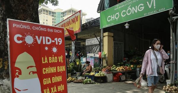 Đề xuất cho hoạt động trở lại cửa hàng ăn uống trong nhà, tập thể dục, thể thao ngoài trời ở Hà Nội từ 22/6