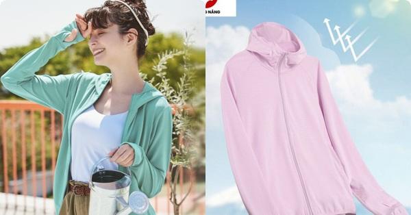 BTV thời trang gợi ý 4 mẫu áo cản tia UV đáng sắm nhất hiện nay: Áo chống nắng của Uniqlo đứng đầu bảng vì lý do này