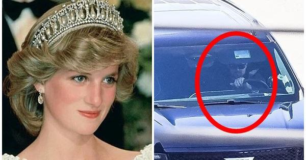 Hậu lùm xùm nói dối bị cắt tài chính, Harry lần đầu lộ diện ở sân bay trở về Anh dự lễ tưởng niệm Công nương Diana