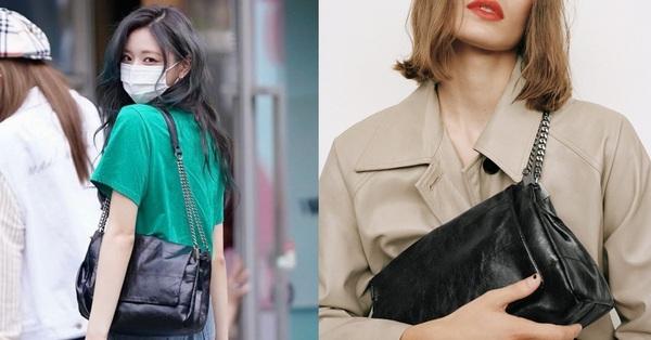 Yuna (ITZY) khiến một mẫu túi xách của Zara cháy hàng, nhìn độ thanh lịch của món đồ mà muốn sắm theo ngay