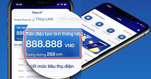 App tính tiền điện nhanh: Chỉ cần 3s mỗi ngày bạn biết ngay nhà mình dùng mấy số điện, tiền phải trả hết bao nhiêu