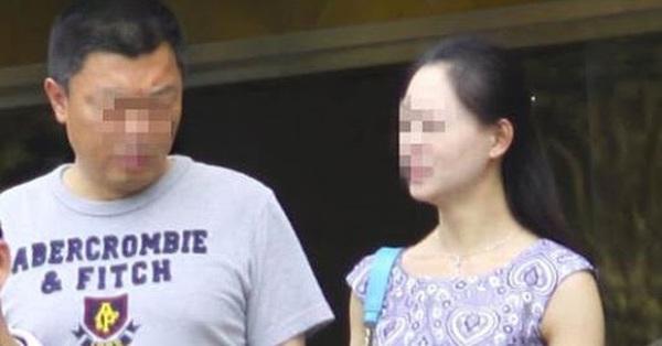Sau vụ va chạm xe, chồng đưa cô gái vào khách sạn