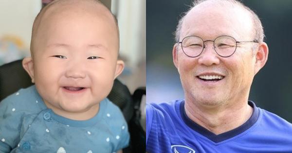 Ngoại hình của cậu nhóc từng gây sốt vì giống HLV Park Hang Seo như đúc giờ ra sao?