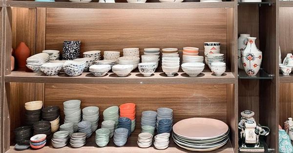Muốn có căn bếp đẹp xinh, chị em Hà Thành cứ đến 4 shop này sắm đồ gốm sứ đảm bảo thành công