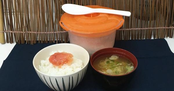 Tôi đã dùng hộp nấu cơm mini của Daiso và trải nghiệm