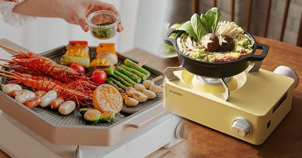 4 dụng cụ làm bếp kiểu Hàn