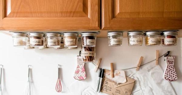 16 ý tưởng tổ chức, lưu trữ bếp