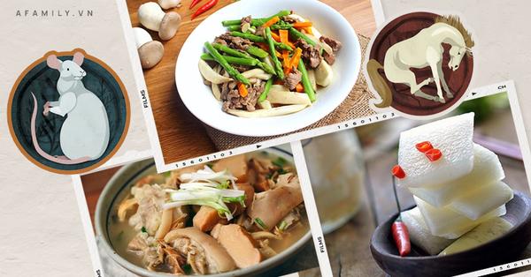 Trong tháng 6 âm lịch, hai con giáp Tý - Ngọ để may mắn hanh thông, đuổi vận xui hãy ăn những món này thường xuyên nhé!