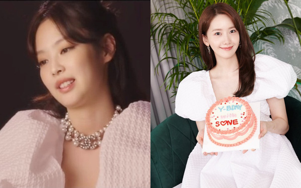 Jennie đụng váy công chúa với Yoona: Không nói đố ai biết 2 nàng chênh nhau đến 6 tuổi