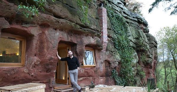 Chi 5 tỷ đồng mua hang động 250 triệu năm tuổi làm nhà ở, người đàn ông bị chê