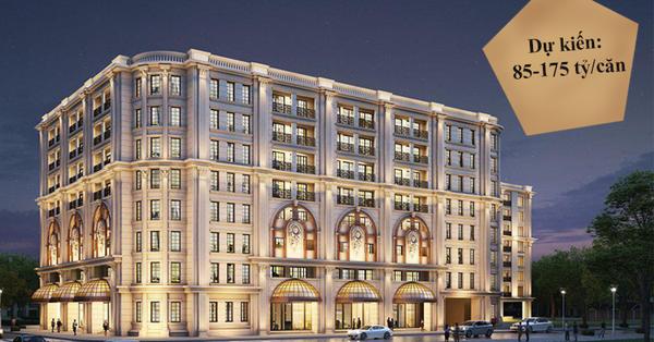 """""""Choáng"""" với các căn hộ nằm trong khu BĐS """"hàng hiệu"""" được rao bán giá từ chục tới trăm tỷ đồng"""