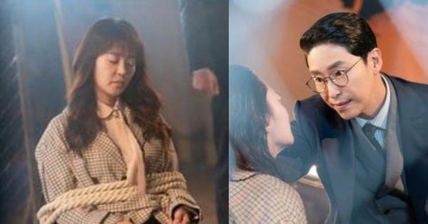 Cuộc chiến thượng lưu 3 tập 5: Phản bội Logan Lee còn hại cả Eunbyul, nữ quản gia bị Ju Dan Tae tra tấn dã man