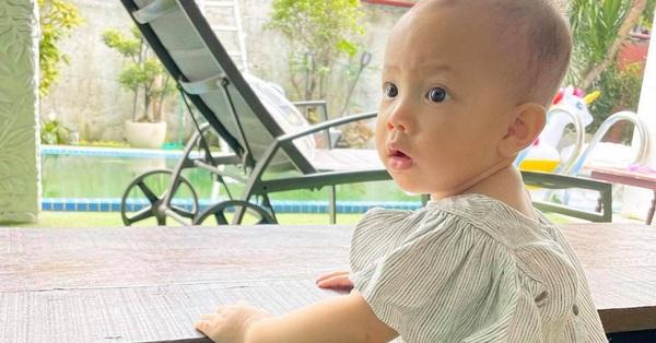 Hồ Ngọc Hà lo lắng con gái biết đứng sớm chân sẽ bị cong, sự thật ra sao?