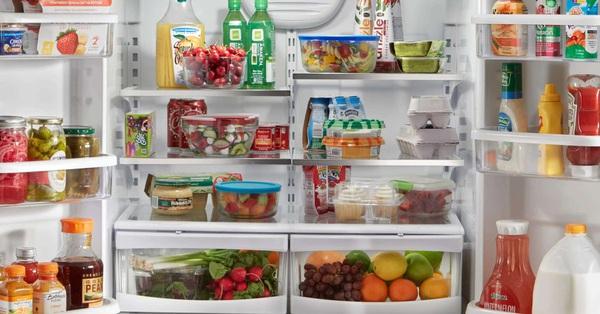 Cùng học ngay những cách xếp tủ lạnh