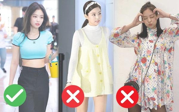 Chẳng ngờ sang chảnh như Jennie cũng bị 2 kiểu váy này hại tơi tả: Vừa dừ vừa lộ nhược điểm body