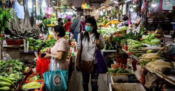Đi chợ mùa giãn cách ở Đồng Nai có gì khác qua lời kể của mẹ đảm