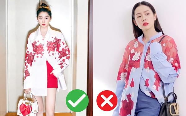 Son Ye Jin đại chiến Quan Hiểu Đồng khi diện áo na ná: Chị Đẹp lên đồ dìm dáng, mờ nhạt hơn hẳn bạn gái Lộc Hàm