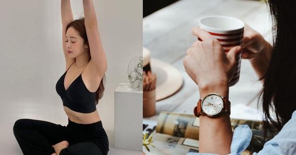Giảm cân ở tuổi 35: 4 điều cần nhớ và thời điểm uống nước giúp bụng phẳng lỳ mà nhiều chị em không để ý