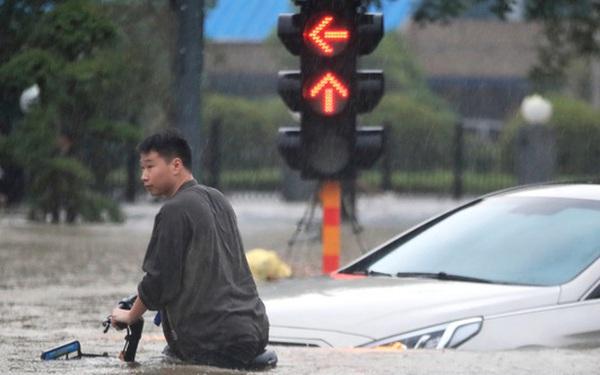 Trung Quốc khắc phục hậu quả mưa lũ nghiêm trọng, ít nhất 33 người đã thiệt mạng