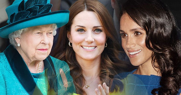 Meghan Markle cấm chị dâu Kate dự lễ rửa tội bé Lilibet Diana