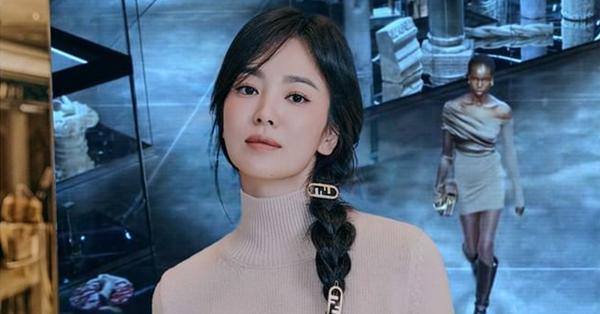 """Bước sang tuổi 40, nhan sắc của Song Hye Kyo còn đẹp chuẩn """"nữ thần""""?"""