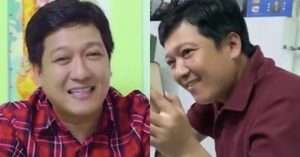 Trường Giang quay Nhanh như chớp mà netizen chỉ chú ý đến mặt tròn, chồng Nhã Phương đã mập thế này sao?