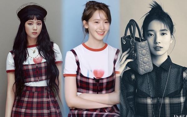 Diện trang phục lấy cảm hứng từ Jisoo, liệu Yoona và Suzy có qua được