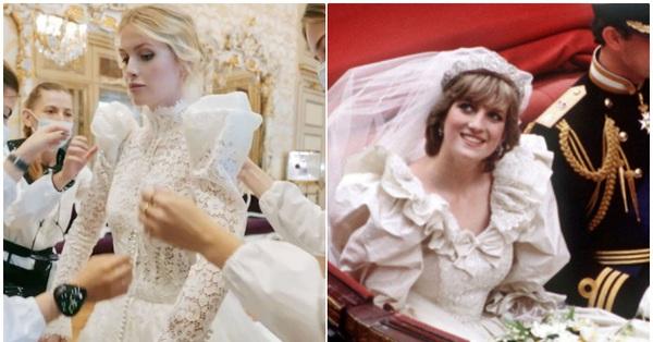 Cháu gái Công nương Diana không đeo vương miện gia truyền trong ngày cưới: Ý nghĩa ẩn sâu khiến ai nấy đều xúc động