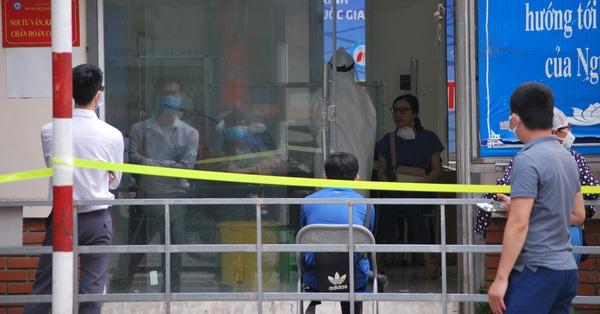 Ghi nhận 9 ca mắc Covid-19, Bệnh viện Phổi Hà Nội khẩn trương xét nghiệm cho nhân viên