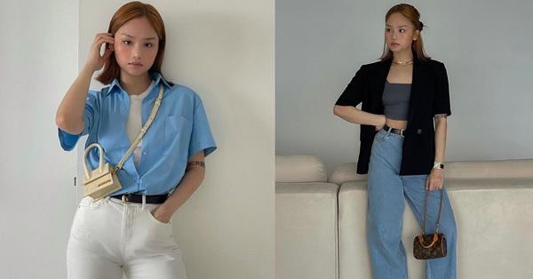 Style của Miu Lê thăng hạng ngỡ ngàng ở tuổi 30 nhờ lên đồ tinh giản hơn, bớt lòe loẹt đi
