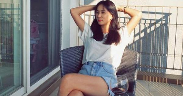 Bà xã Jang Dong Gun khoe thân hình quyến rũ khó cưỡng, nhìn sao cũng không giống phụ nữ U50