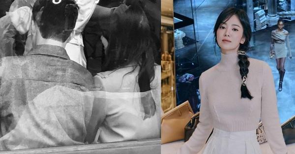 Náo loạn hình ảnh Song Hye Kyo kề vai trai trẻ trong phim mới, nhìn qua là biết đẹp đôi rồi!