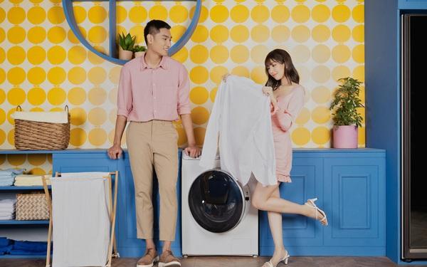 3 điểm máy giặt thông minh 'bỏ xa' máy giặt thường