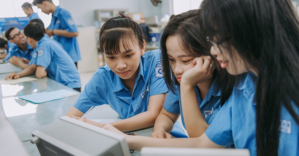 TP.HCM có 1 trường cao đẳng đang hot: Điểm chuẩn 2021 cao hơn cả đại học, sinh viên được nhà tuyển dụng ưu tiên