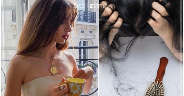 8 công thức ủ tóc tại nhà từ nguyên liệu tự nhiên, hiệu quả