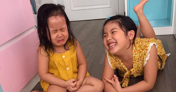 Chị gái tự tay trang trí bánh tặng sinh nhật em mùa dịch, nhưng thành quả khiến em khóc rưng rức