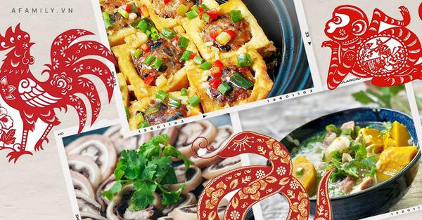 3 con giáp Tị - Thân - Dậu muốn may mắn những ngày cuối tháng 6 âm lịch thì nhớ ăn những món này