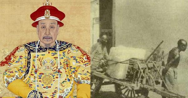 Trời nóng bức ai cũng phát bực nhưng Hoàng đế nhà Thanh lại có cách hưởng thụ mùa hè