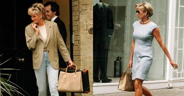 Túi xách Gucci yêu thích của Công nương Diana được cải biên đẹp bất bại, khiến giới mộ điệu