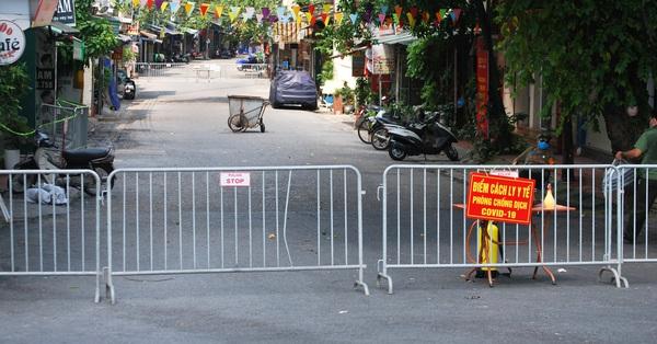 Trưa 1/8, Hà Nội ghi nhận 39 ca dương tính SARS-CoV-2