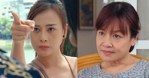 Mẹ con Tú Oanh - Phương Oanh bất ngờ có tên đề cử ở VTV Awards 2021