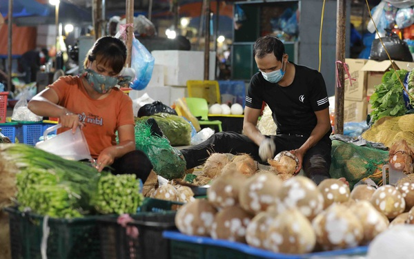 Nguồn cung thực phẩm cho Hà Nội vẫn ổn định
